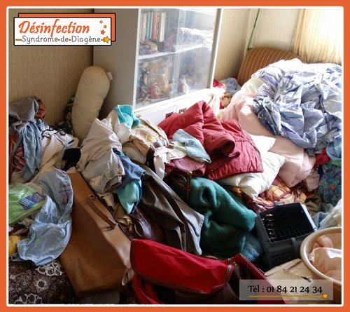 grand nettoyage syndrome de Diogène