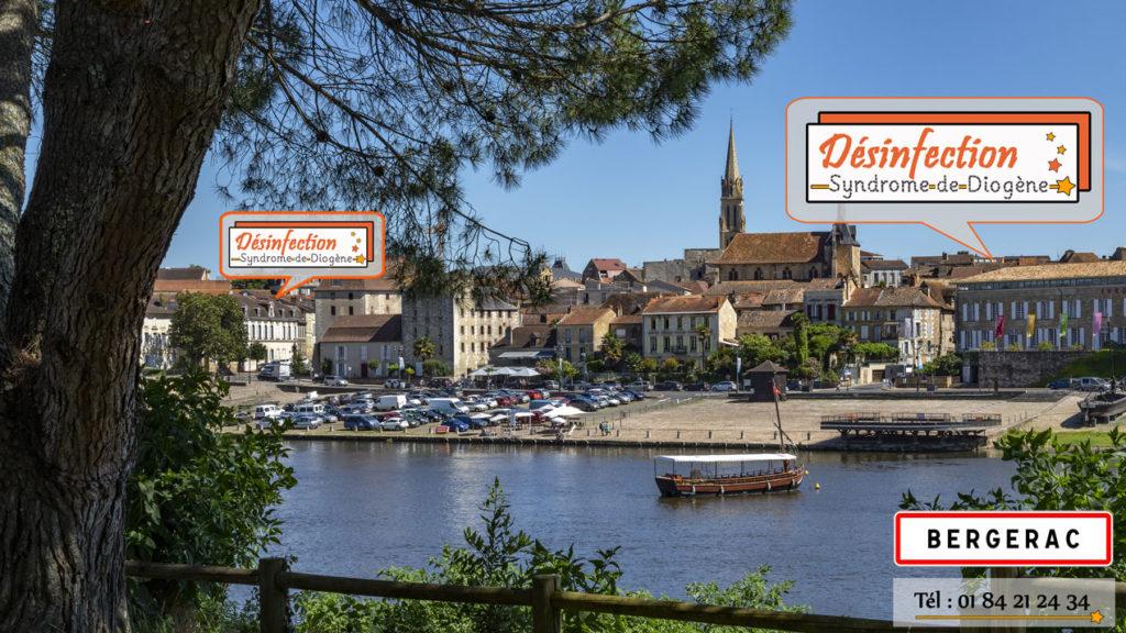 Société de débarras et désinfection logement à Bergerac