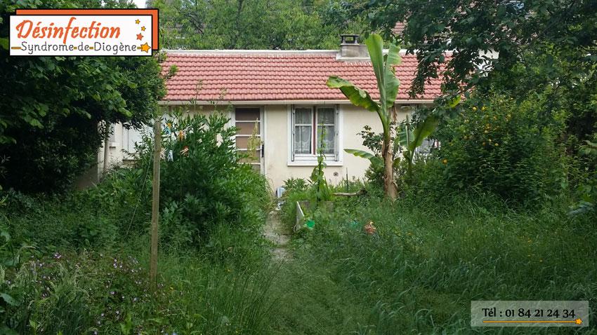 Désinfection de maison en Essonne (91)